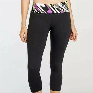 Fabletics Salar Fold Waist Maximum Support Legging